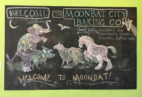 Belfast, ME: Chalkboard
