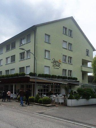 Stansstad, Swiss: sieht gut aus...