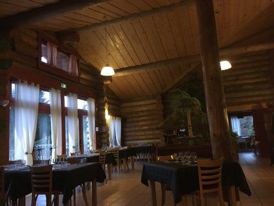 Morbier, France : La Taverne Comtoise