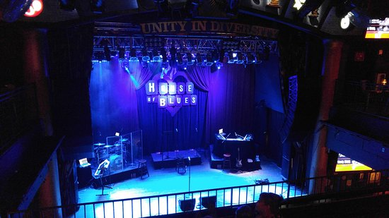 House Of Blues San Diego Picture Of House Of Blues Restaurant