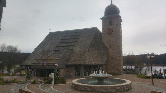 Schluchsee, Alemanha: St. Nikolaus Pfarrkirche