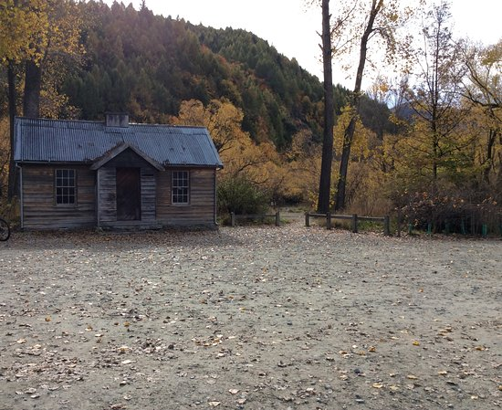 Arrowtown, Yeni Zelanda: Old cottage