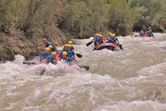 Benameji Rafting