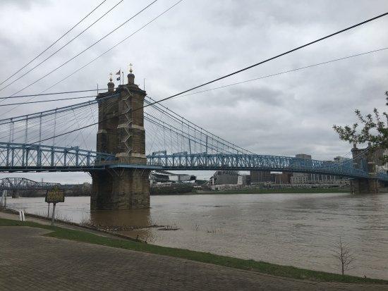 Roebling Suspension Bridge: Suspension Bridge