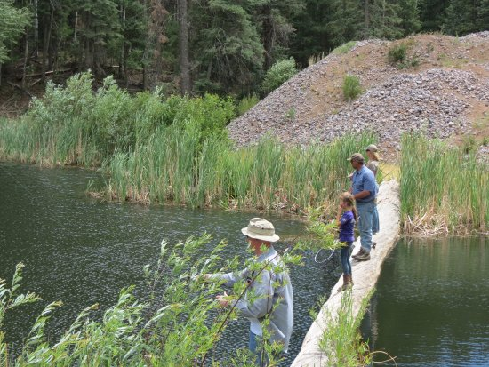 Fishtail Ranch: Fishing fun for the whole family