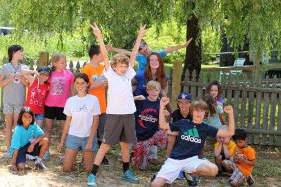 Sebasco Estates, ME: Kid's Camp