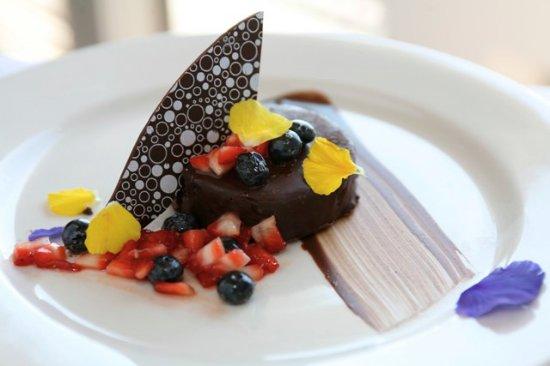 Sebasco Estates, ME: Pilot House dessert