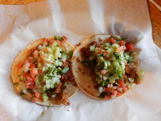 Felipe's Mexican Taqueria: Tacos al pastor