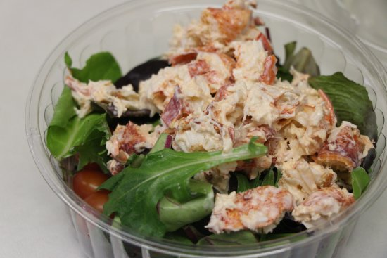 Weston, MA: Lobster Salad