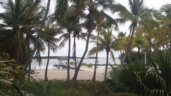 Kon-Tiki Resort: View from Deck