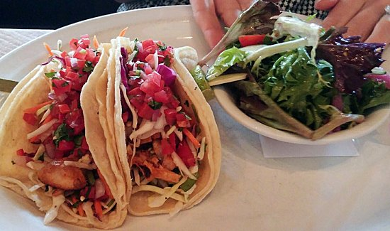 Halibut fish tacos picture of neighborhood services for Halibut fish tacos
