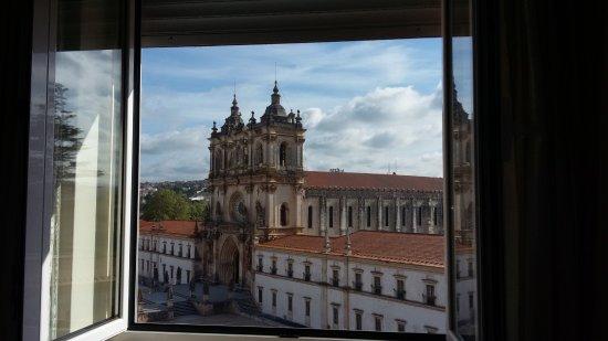 Hotel Santa Maria: Vista da janela