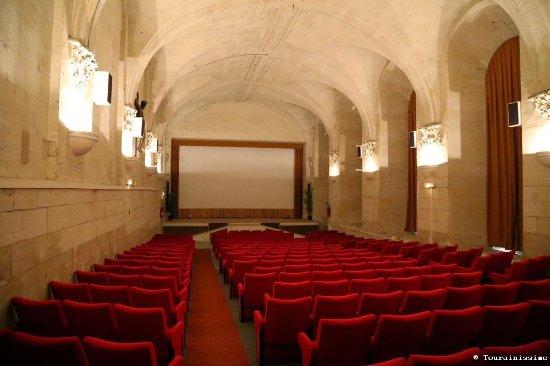 CINEMA DE L'ABBAYE DE BOURGUEIL...LIEU UNIQUE...!!!
