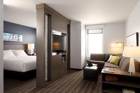 Hyatt House Anchorage Hotel