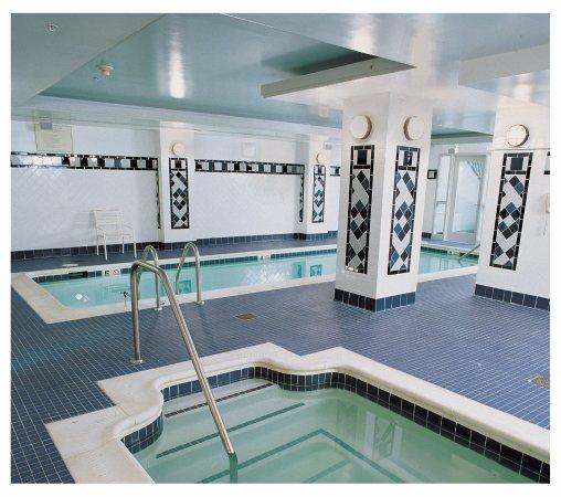Indoor Pool Picture Of Courtyard By Marriott Washington Embassy Row Washington Dc Tripadvisor