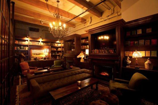 Photo of American Restaurant Hubbard Inn at 110 W Hubbard St, Chicago, IL 60654, United States