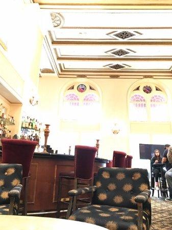 Millennium Knickerbocker Chicago : Bar area
