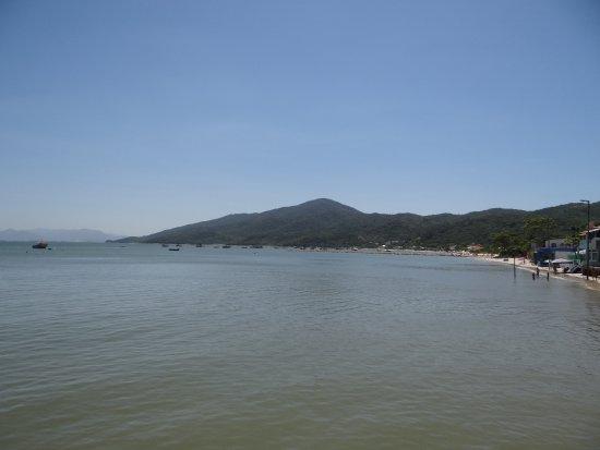 Zimbros Beach: Praia calma!