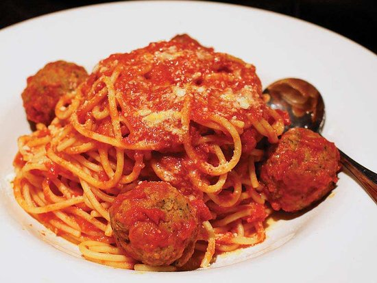 spaghetti meatball spaces writing a book