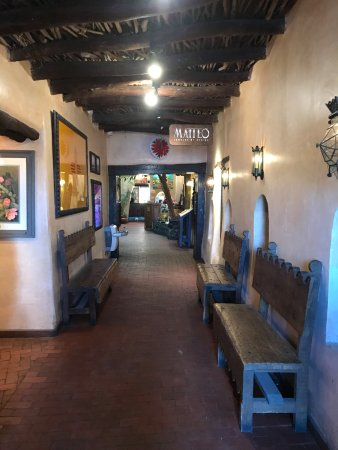 Mesilla, NM: Just Inside the Front Entrance