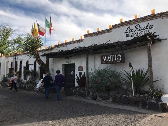 La Posta de Mesilla : Front Entrance