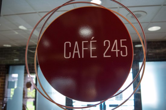 Cafe 245, located in the lobby of Delta Hotel Hunt Valley