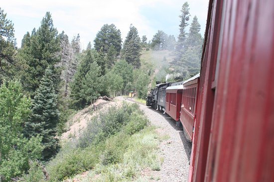 Cumbres & Toltec Scenic Railroad: (These pics came out a bit fuzzy saving them to this site!)