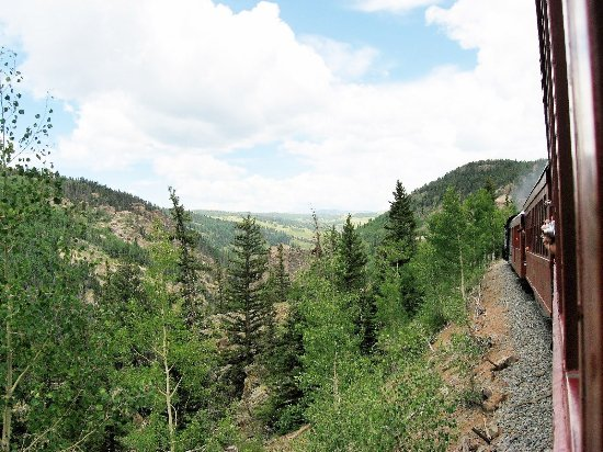 "Cumbres & Toltec Scenic Railroad: More scenic ""Colorful Colorado"""