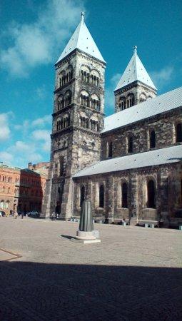 Λουντ, Σουηδία: Lund cathedral from the south
