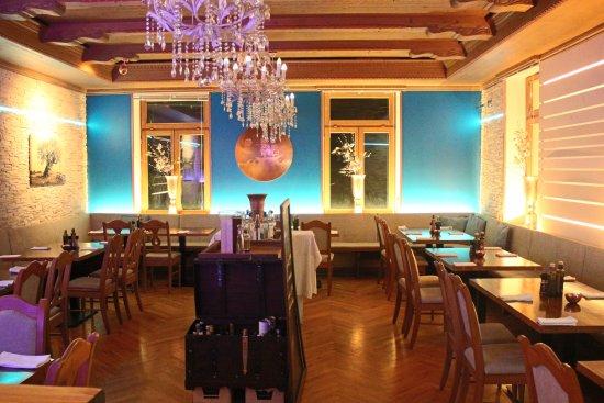 Restaurant Avli: Raum 1 hell