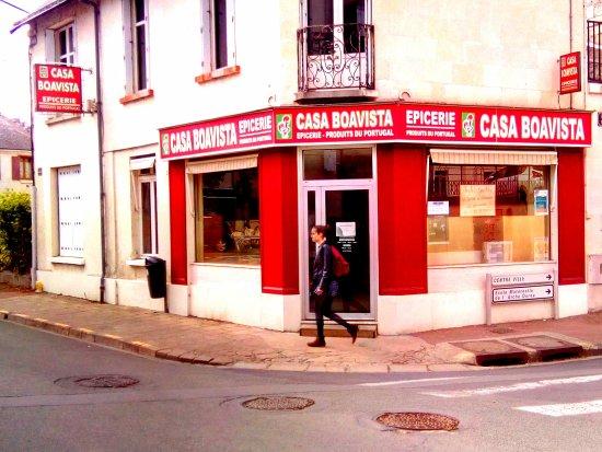 Saumur, Francia: Casa Boavista