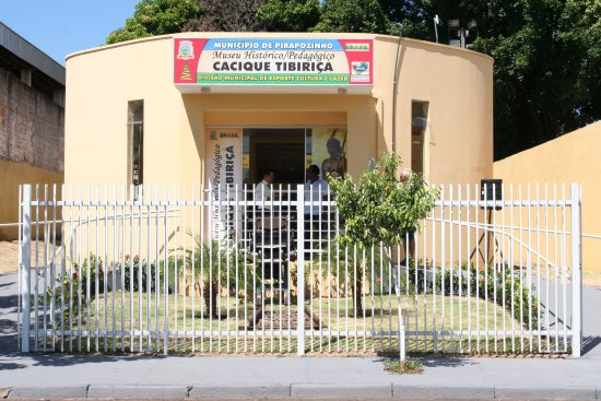 Cacique Tibirica History and Teaching Museum