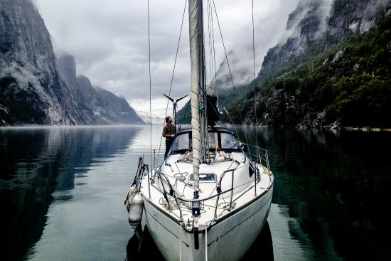The Stavanger region sailing experience