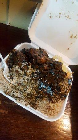 Only One Jamaican Restaurant