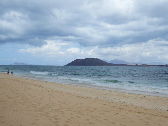 Isla De Lobos Und Lanzarote Bild Von Hotel Riu Palace Tres Islas