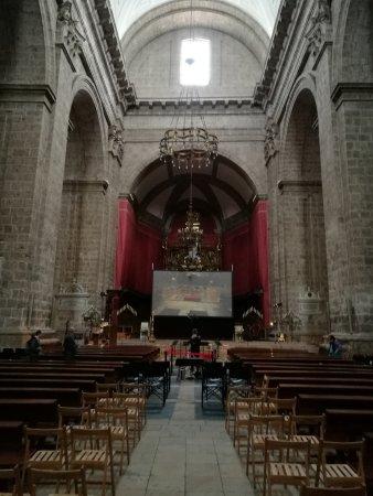 Catedral de Nuestra Senora de la Asuncion: Nave Central.