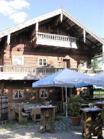 Ebersberg, Germany: Seitenansicht