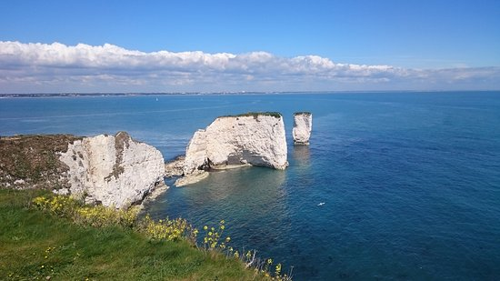 ‪Old Harry Rocks‬