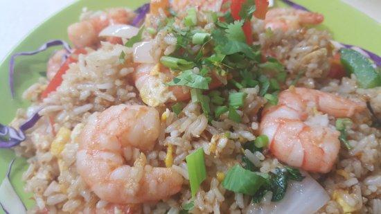Chuburná, México: Thai Bistro