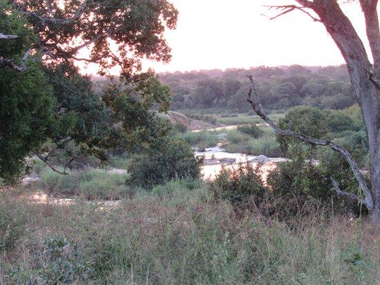 Lion Sands - Tinga Lodge: beautiful sunsets