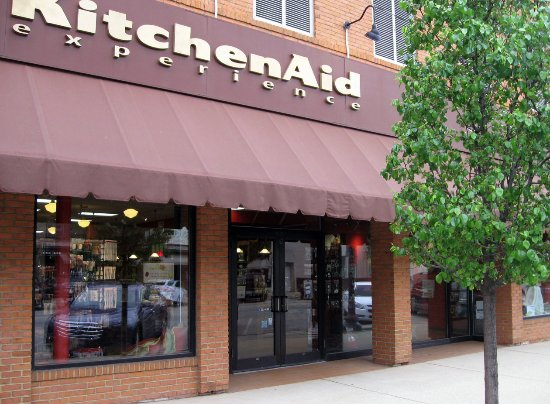 Greenville, OH: KitchenAid Experience