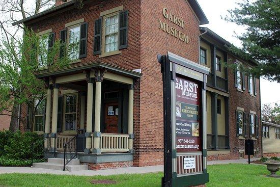 Greenville, OH: Garst Museum