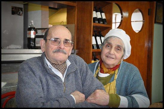 Brandsen, อาร์เจนตินา: Josico y Yiya los dueños de Los Amigos