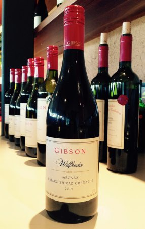 ‪‪Barossa Valley‬, أستراليا: Gibson Wines quality range‬