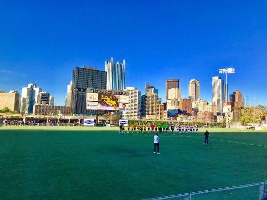 Photo of Tourist Attraction Highmark Stadium at 510 West Station Square Drive, Pittsburgh, PA 15219, United States