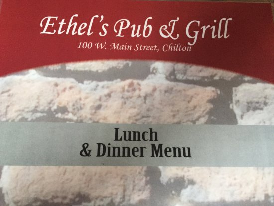 Chilton, WI: Local pub and grill
