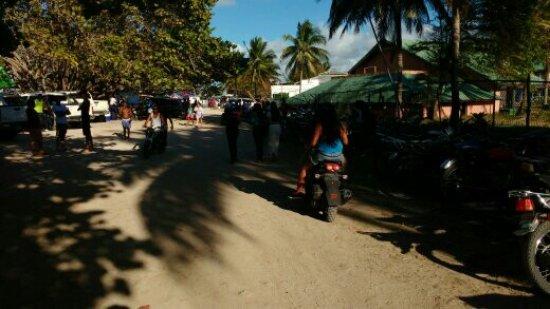 Luperon, República Dominicana: Beach