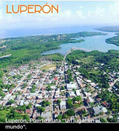Luperon Town and Bay