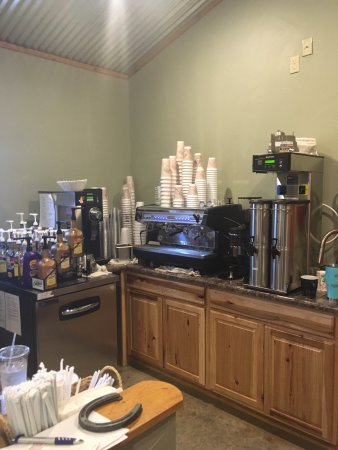 Clarendon, TX: New specialty drink shop, which opened Aug 2016. Local family owned and operated. Give us a try!