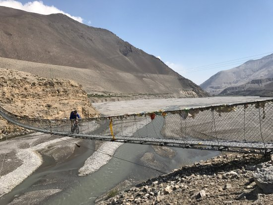 lower mustang 5 day trip picture of pokhara mountain bike